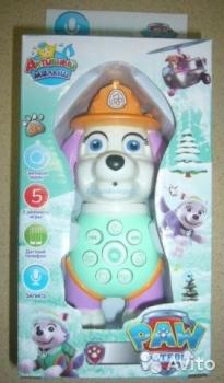 Телефон Щенячий патруль - Эверест