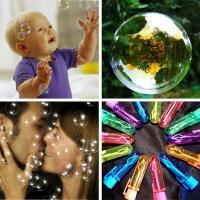 Волшебные нелопающиеся мыльные пузыри