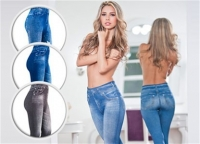 Леджинсы Slim`n Lift Caresse Jeans (размер М-46)
