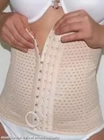 Утягивающий пояс под одежду (размер XL)