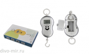 Безмен электронный (весы) до 40 кг