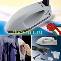 Отпариватель утюг italsteam (италстим) цвет белый