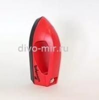 Отпариватель утюг italsteam (италстим) цвет красный