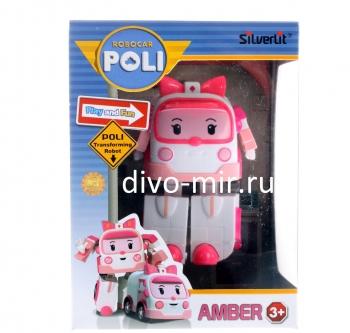 Трансформер Робокар Amber