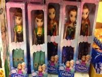Cредняя кукла коллекция Frozen