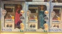 Кухня Frozen в комплекте с куклой
