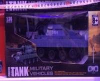 Tank на пульте управления на батарейках 1:30 (коробка 30 см)