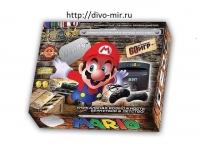 Игровая приставка Dendy Mario 60-in-1. Денди.